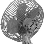 Marley-N12-12-inch-Navy-Wall-and-Bench-Mount-Air-Circulator-2-Speed-High-2200-CFM-Low-1500-CFM-0