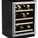 Marvel-ML24WSG1RS-Gallery-Single-Zone-Wine-Cellar-24-Stainless-Steel-0