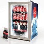 Nostalgia-BC24COKE-Coca-Cola-80-Can-Commercial-Beverage-Cooler-0-0