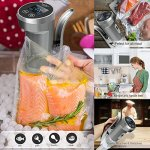 Nutrichef-Sous-Vide-Thermal-Immersion-Circulator-For-Precise-Even-Cooking-Durable-Stainless-Steel-Stick-Ergonomic-Handle-Temperature-Control-For-MeatSteakChickenVegetablesFish-More-0-1