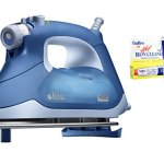 Oliso-TG1050-1600-Watts-Smart-Iron-Free-1oz-Faultless-Hot-Iron-Cleaner-0