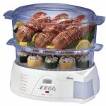 Oster-5712-Electronic-2-Tier-61-Quart-Food-Steamer-White-0
