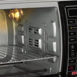 Oster-Large-Capacity-Countertop-6-Slice-Digital-Convection-Toaster-Oven-BlackPolished-Stainless-TSSTTVMNDG-0-1