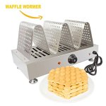 Puffle-Waffle-Maker-Professional-WARMER-for-EGG-Waffle-Puff-Hong-Kong-Style-Egg-QQ-Muffin-Cake-Eggettes-and-Belgian-Bubble-Waffles-110V-Puffle-Wormer-0