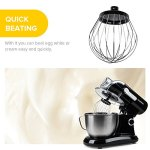 SMAGREHO-6-Quart-Classic-Series-Stand-Mixer-with-Pouring-Shield-0-2