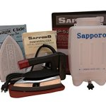 Sapporo-SP527SP-527-Gravity-Feed-Bottle-Steam-Ironing-System-with-Demineralizer-and-Magic-Glide-Shoe-0