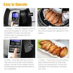 SimpleTaste-1400W-Multi-function-Electric-Air-Fryer-with-Rapid-Air-Circulation-Technology-Smart-Programs-with-Automatic-and-Manual-Timer-Temperature-Controls-32-QT-0-2