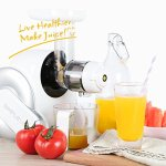 SimpleTaste-Electric-Masticating-Juicer-Extractor-Slow-Juicer-for-High-Nutrient-Fruit-and-Vegetable-Juice-White-0-1
