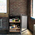 Smith-Hanks-BEV145SRE-178-Can-Capacity-Single-Zone-Under-Counter-Beverage-Refrigerator-24-Inch-Width-Built-In-or-Free-Standing-0-2