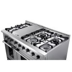 Thor-Kitchen-2-Piece-Kitchen-Package-with-48-6-Burner-Stainless-Steel-Gas-Range-and-48-Under-Cabinet-Range-Hood-In-Stainless-Steel-0-2