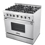 Thor-Kitchen-36-Freestanding-Professional-Style-Gas-Range-with-52-Cu-Ft-Oven-6-Burners-Convection-Fan-Cast-Iron-Grates-Blue-Porcelain-Oven-Interior-In-Stainless-Steel-0-1
