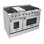Thor-Kitchen-HRG4804U-6-Burner-Gas-Range-with-Double-Oven-0