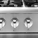 Thorkitchen-HRD4803U-48-Freestanding-Professional-Style-Dual-Fuel-Range-with-42-and-25-cu-ft-Double-Oven-6-Burners-Griddle-Convection-Fan-Stainless-Steel-0-1