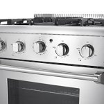 Thorkitchen-HRG3026U-30-Gas-Range-with-42-cu-ft-Oven-4-Burners-Convection-Fan-Stainless-Steel-0