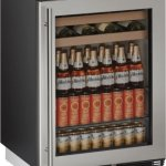 U-Line-U1024BEVS00B-54-cu-ft-Capacity-24-1000-Series-Freestanding-or-Built-In-Full-Size-Beverage-Center-in-Stainless-Steel-0