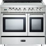 Verona-VEFSEE365DSS-36-Electric-Double-Oven-Range-Convection-Stainless-Steel-0
