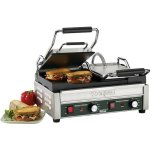 Waring-Commercial-WPG300-Panini-Tostato-Ottimo-Dual-Italian-Style-grooved-Grills-240-volt-0-0