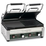 Waring-Commercial-WPG300-Panini-Tostato-Ottimo-Dual-Italian-Style-grooved-Grills-240-volt-0