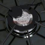 WindMax-34-Black-Titanium-Stainless-Steel-5-Burner-Built-In-Stoves-Gas-Cooktop-Cooker-0-2