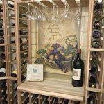 Wine-Rack-Table-Top-Bar-Surface-Redwood-with-Dark-Stain-0-1