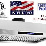 XtremeAir-PX10-Under-Cabinet-Mount-Range-Hood-with-900-CFM-Baffle-FilterGrease-Drain-Tunnel-0