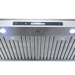 XtremeAir-PX14-Low-Profile-Under-Cabinet-Mount-Range-Hood-with-900-CFM-Baffle-Filters-0-2