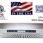 XtremeAir-PX14-Low-Profile-Under-Cabinet-Mount-Range-Hood-with-900-CFM-Baffle-Filters-0