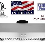 XtremeAir-UL11-Under-Cabinet-Mount-Range-Hood-with-900-CFM-Baffle-Filters-0