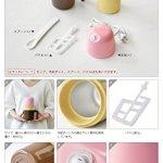 rcolte-Ice-Cream-Maker-RIM-1-PK-PinkJapan-Domestic-genuine-products-0-2