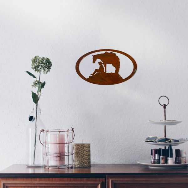 rust-horse-and-cowboy-oval-over-makeup-table-scaled