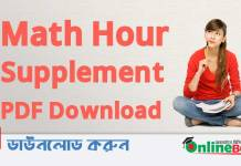 Math-Hour-Supplement-PDF-Download