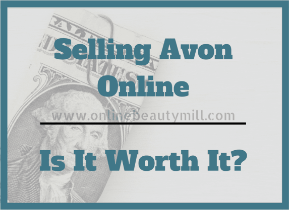 selling avon online