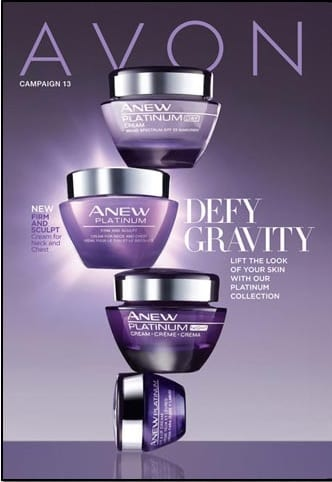 Avon Catalog Campaign 13