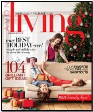 Avon Living Catalog 2015