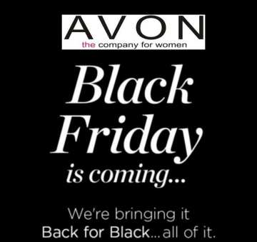Avon Black Friday Sales at Online Beauty Mill