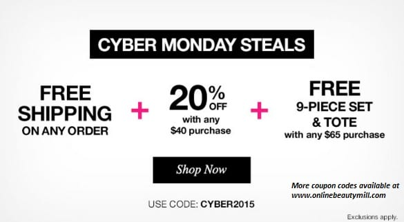 Avon Cyber Monday Deals for 2015