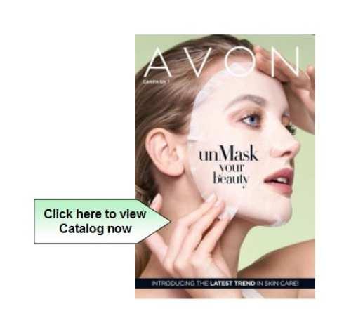 Avon Campaign 7 Brochure