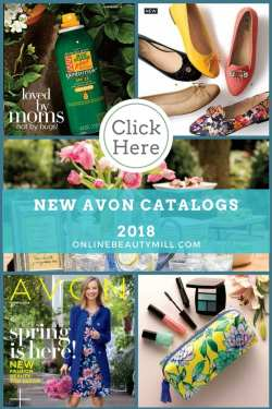 avon catalogs 2018