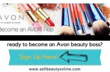 Become an Avon rep (1)