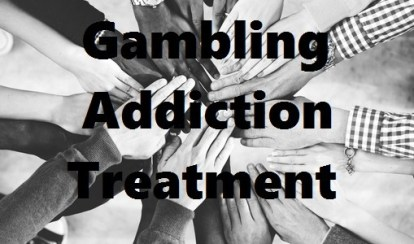 Gambling addiction treatment
