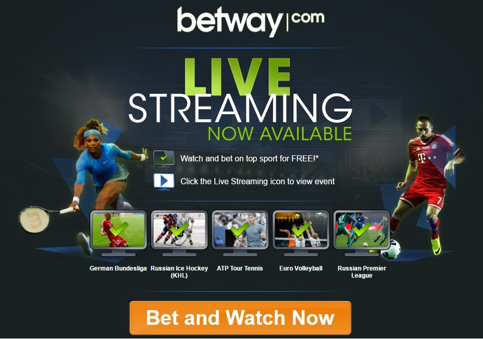 Betway Live Streaming