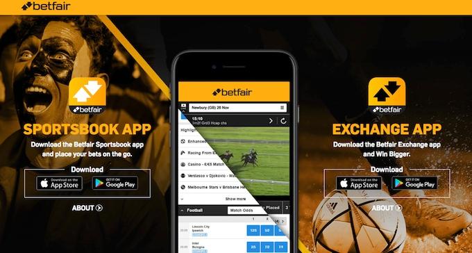 Betfair Mobile Apps