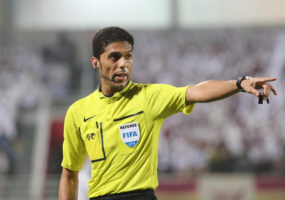 World Cup 2018: Referee Fahad Al Mirdasi 'banned over match-fixing attempt in Saudi Arabia'