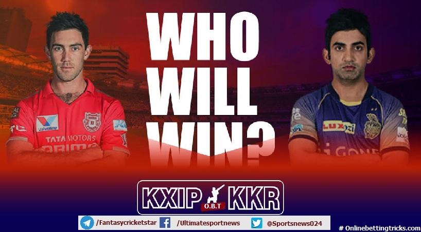 Kolkata vs punjab