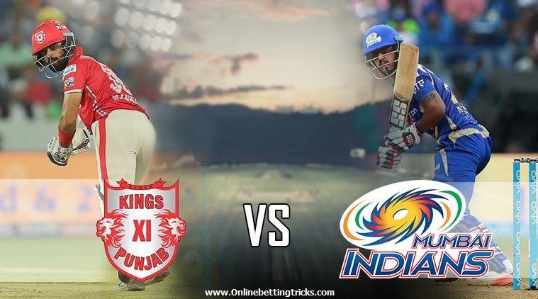 Punjab vs Mumbai Dream11