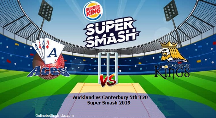 Auckland vs Canterbury