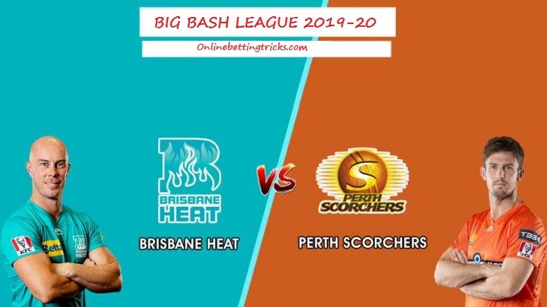 Brisbane Heat vs Perth Scorchers