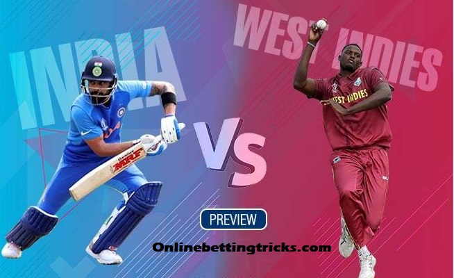 IND VS WI 2nd T20