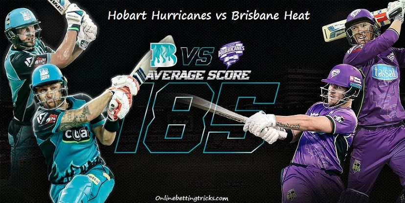 Brisbane Heat vs Hobart Hurricanes