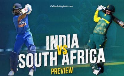 India Vs South Africa 1st ODI